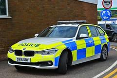 OY16 KBV (S11 AUN) Tags: bedfordshire hertfordshire cambridgeshire police bch bmw 330d 3series xdrive touring estate anpr traffic car roads policing unit rpu 999 emergency vehicle oy16kbv