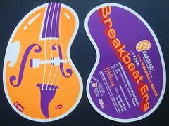 Dutch Party Flyer 1999 (streamer020nl) Tags: jeroenklaver shamrock sabotage breakbeat melkweg 1999 bass party flyer flyers drukwerk graphics holland nl netherlands house dj clubs 1990s