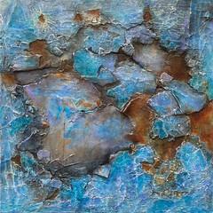 Fall to Pieces (Ann Kate Davidson) Tags: mixedmedia painting abstractart abstract texture modernart artist contemporaryart art