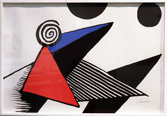 Triangle (keinidyll) Tags: finnland nationalmuseum ateneum alexandercalder triangle helsinki