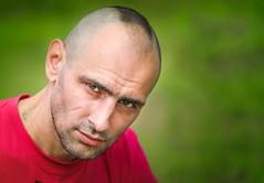 Portrait (svklimkin) Tags: portrait men hairy