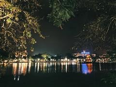 Hoan Kiem Lake 0417 (nganhoang2) Tags: hanoi vietnam lighting landscape