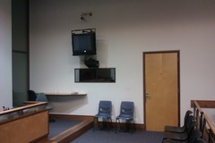 Serenity Acoustic Panel - Courtroom 4