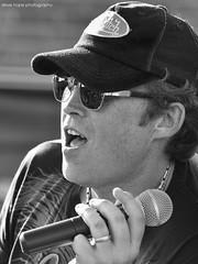 Barton Bike Night 2017 - North Lincolnshire (SteveH1972) Tags: bartonuponhumber bartonbikenight barton northlincolnshire lincs england northernengland britain british bikes bikenight outside outdoor outdoors europe uk canon canon7d 7d people person human canonef70200mmf28l 70200 nonis blackandwhite bw monchrome face sunglasses