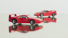 Matchbox Ferrari F40 and F50 (nirmala_l91) Tags: matchbox