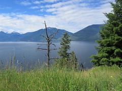 Looking across Kootenay Lake (jamica1) Tags: kootenay lake bc british columbia canada
