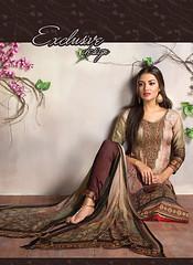 Cream Cotton,Satin Straight Cut Salwar Suit (nikvikonline) Tags: satin satinsalwar salwarkameez pakistani pakistanisuit suit suitsalwar salwar kameez designersalwar salwarsuit designer kamiz kamizonline suits straight pant green blue bridal wedding dress dresses