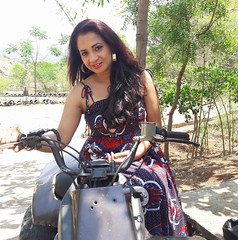 Indian Kannada Actress Vanishri Photos Set-1 (80)