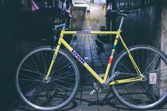 DSCF4401 (Liu A) Tags: fixie fixedgear fixedlife bikeaddition njs lookkg233p kg233p keirin