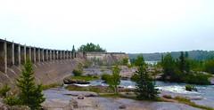 TBT - Pinawa Dam 2004 (wpgroy) Tags: throwbackthursday pinawadam manitoba canada