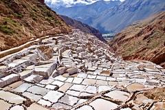 Maras Salt Mines (somabiswas) Tags: maras salt mines peru nature landscape andes mountains saariysqualitypictures