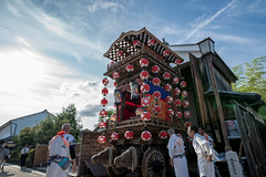 Seki Dashi Festival (Float Festival) (gasdust) Tags: 関夏祭り 山車 三重県 関 亀山市 関宿 summerfestival sony ソニー tokina firin 20mm f2 a7s ilce7s