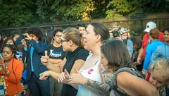 2017.07.26 Protest Trans Military Ban, White House, Washington DC USA 7658
