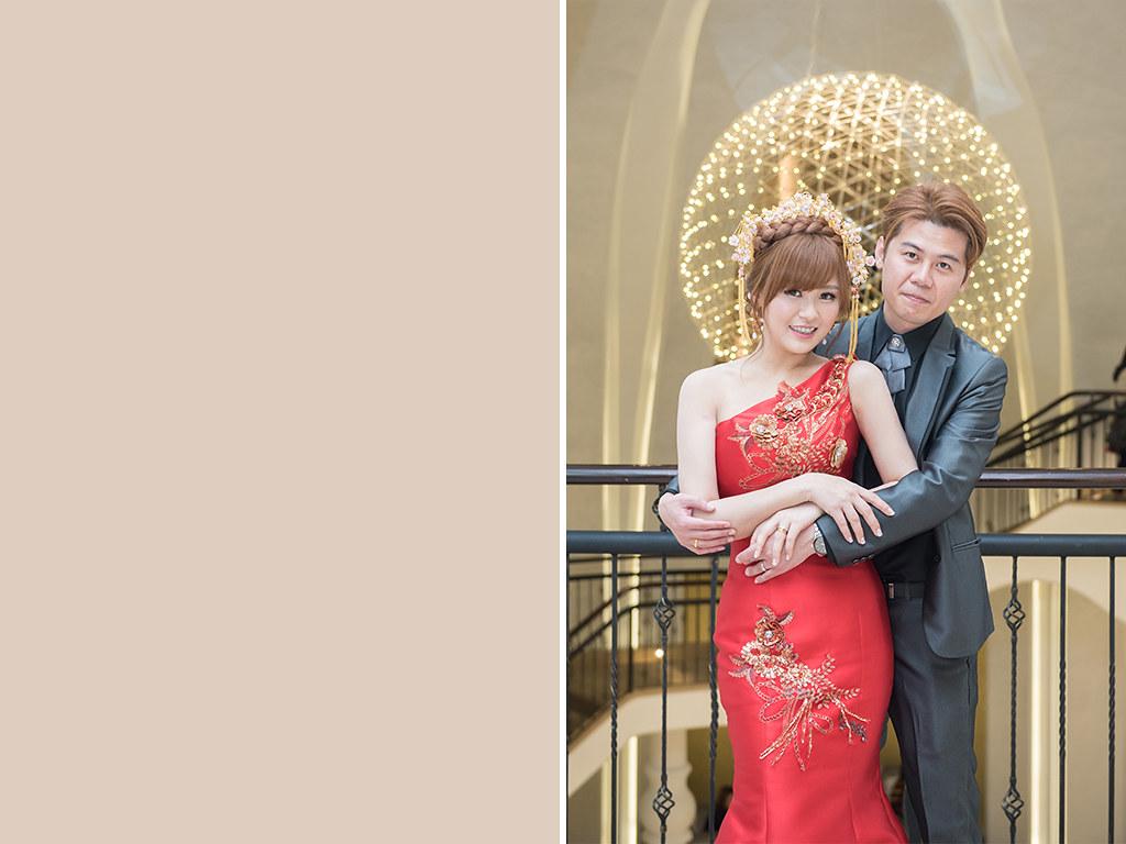 婚禮紀錄喬君與家賢-336