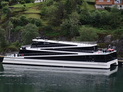 VISION OF THE FJORDS (Dutch shipspotter) Tags: passengerships tourboats