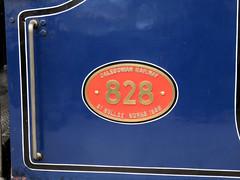 255 | steam engine – Broomhill station (Mark & Naomi Iliff) Tags: broomhill strathspeyraily railway preserved heritage railroad steam engine locomotive 828 caledonianrailway class812 060 1899
