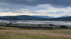 Royal Scotsman (Russardo) Tags: belmond rail class 66 renfrewshire scotland clyde royal scotsman dumbarton rock ben lomond