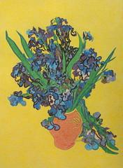 Les Iris - Saint-Rémy-de-Provence - Van Gogh - 1890_0 (Luc II) Tags: vangogh iris saintrémydeprovence