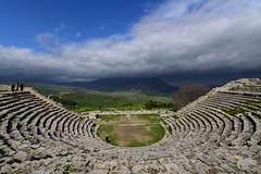 Theatre of Segesta, Sicily,  163 (tango-) Tags: sicilia sizilien sicilie italia italien italie