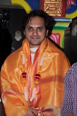 A Longest Duration Audio DVD SRI GURUSAMHITAA, Sung By Chinmaya M.Rao Releasing Event Photos (121)