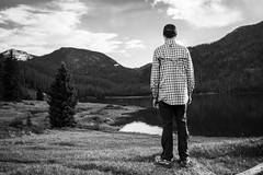 Colorado_20170603_220_19.jpg (Austin Irwin Moore) Tags: colorado fishing bw flyfishing fly mountains forest lake