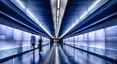 Toledo 8 (isnogud_CT) Tags: toledo ubahn underground statione bahnhof wasser pärchen neapel italien