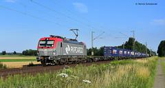 193 505 PKP (vsoe) Tags: eisenbahn bahn züge güterzug train railway railroad engine lok woltorf niedersachsen deutschland germany