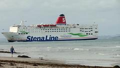 17 07 30 Stena Europe Rosslare  (7) (pghcork) Tags: stenaline stenaeurope stenahorizon rosslare wexford ireland ferry