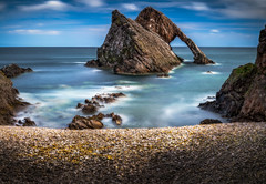 Always Underestimated (Augmented Reality Images (Getty Contributor)) Tags: bowfiddlerock canon clouds coastline colours landscape leefilters littlestopper longexposure morayfirth portknockie rocks scotland water waves