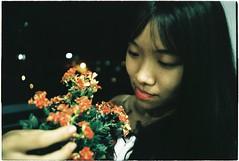 (tayn3) Tags: vietnam saigon 2017 hcmc analog 35mm film portrait night phim nikonf3 nikonseriese 28mm wideangle vietnamese girl beauty grousespouse croplab analogue filmisnotdead