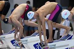 Jour 1 - FOJE GYOR 2017 (France Olympique) Tags: sport 2017 european olympic youth festival gyor hongrie hungary july juillet day2 summer ete foje sagneshugo swimming 200mfreestyle