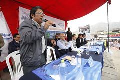Diálogo por el Agua en Villa María del Triunfo (Sedapal Oficial) Tags: sedapal aguapotable audienciasedapal diálogoporelagua rudecindovega villamaríadeltriunfo
