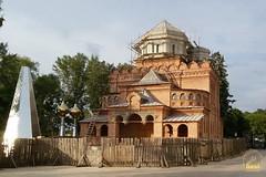 001. Общий вид храма св. Иоанна Русского 27.07.2017