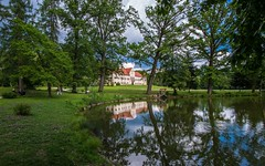 lake & castle - Lužnica (05) (Vlado Ferenčić) Tags: castles castlelužnica lakes lužnica zaprešić maryscourt marijindvor vladoferencic nikond600 hrvatska croatia nikkor173528