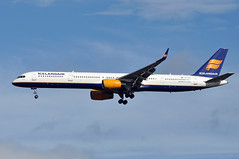 TF-FIX  KEF (airlines470) Tags: msn 29434 ln 1004 b757308 757 757300 icelandair kef airport tffix