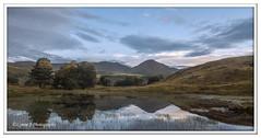 ABC_3846 (Lynne J Photography) Tags: cumbria lakedistricy kellyhalltarn sunrise nikon tarn reflection sunset lonetree lone tree waterfalls longexposure tomgillfalls