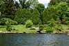Japanese Garden at Dawes Arboretum (thatSandygirl) Tags: japanese garden dawes arboretum water pond lake bridge trees bushes green landscape sunny blue outdoor nature newark ohio summer june outdoors scenery