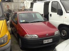 Fiat Punto 55 SX 1997 (LorenzoSSC) Tags: fiat punto 55 sx 1997
