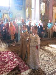 Служба в соборі на свв.апп. Петра і Павла (1)