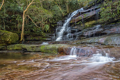 Somersby Falls (Joey ' Nature Togger ') Tags: thought id post this image from last weeks trip these falls guess we can never tire waterfalls now