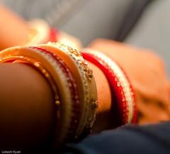 Shaadi ka Chura - ceremonial Bangles of a bride