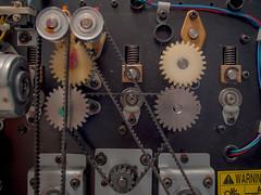 Gears (Jimmy Thump) Tags: gh4 panas panasonic lumix speedbooster macro machine technology cogs metal ef