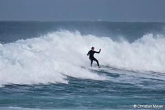 2017.02.11 - 9867 - Surfer Corralejo Fuerteventura © (chmeyer51) Tags: mer vague surfer