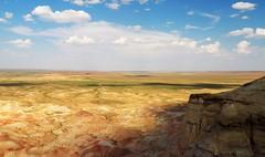 Tsagaan Suvraga - Gobi desert-  Mongolia (syssy70) Tags: mongolia suvraga gobi gesert landscape tsaagan colors voyage viaggio holidays tsagaan