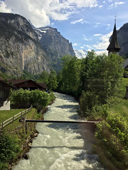 Alps Trip 0841m (mary2678) Tags: switzerland europe honeymoon mountain mountains lauterbrunnen valley bus water river rick steves myway alpine tour