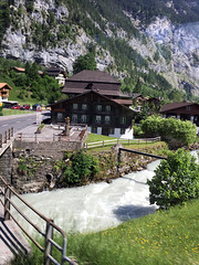 Alps Trip 0840m (mary2678) Tags: switzerland europe honeymoon mountain mountains lauterbrunnen valley bus water river rick steves myway alpine tour