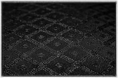 Texture (Helena Johansson 71) Tags: macro macromondays texture blackwhite monochrome nikond5500 d5500 nikon fabric