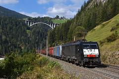 St. Jodok (steffen_ffm_96) Tags: es64f4 br189 güterzug 189927 mrce lokomotion europa tirol österreich sanktjodok brenner baureihe189