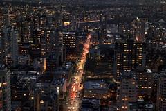 Vancouver BC, Canada (doublevision_photography) Tags: architecture architecturephotography bccanada canada city cityscape englishbay highrise northamerica portcity tourisimvancouver vancity vancouver vancouverbc vancouverbritishcolumbia vancouvercanada vancouverskyline westcoast citylights downtown downtownvancouver skyscrapper britishcolumbia ca