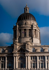 Port of Liverpool Building (Adventures with a Camera) Tags: liverpool portofliverpool architecture